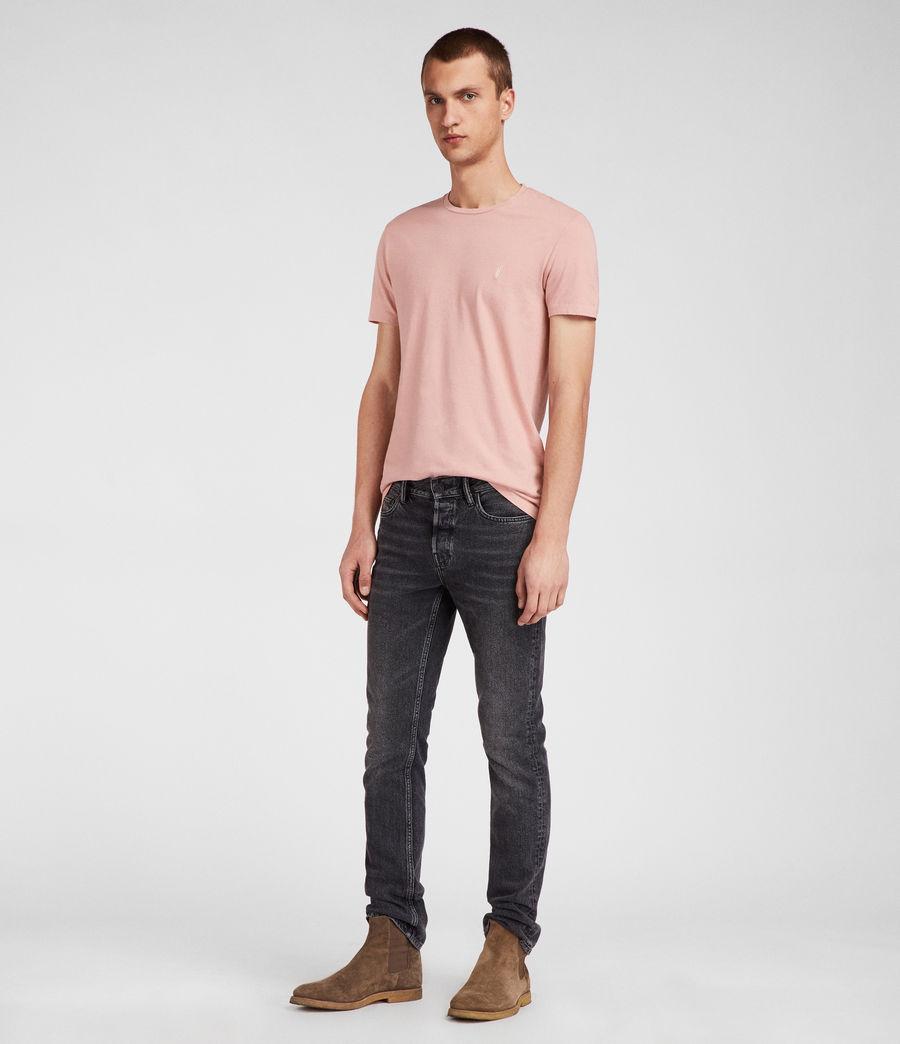 Men's Cradle Crew T-Shirt (crepe_pink) - Image 2