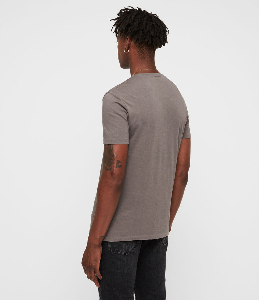 Men's Cradle Crew T-Shirt (core_grey) - Image 5