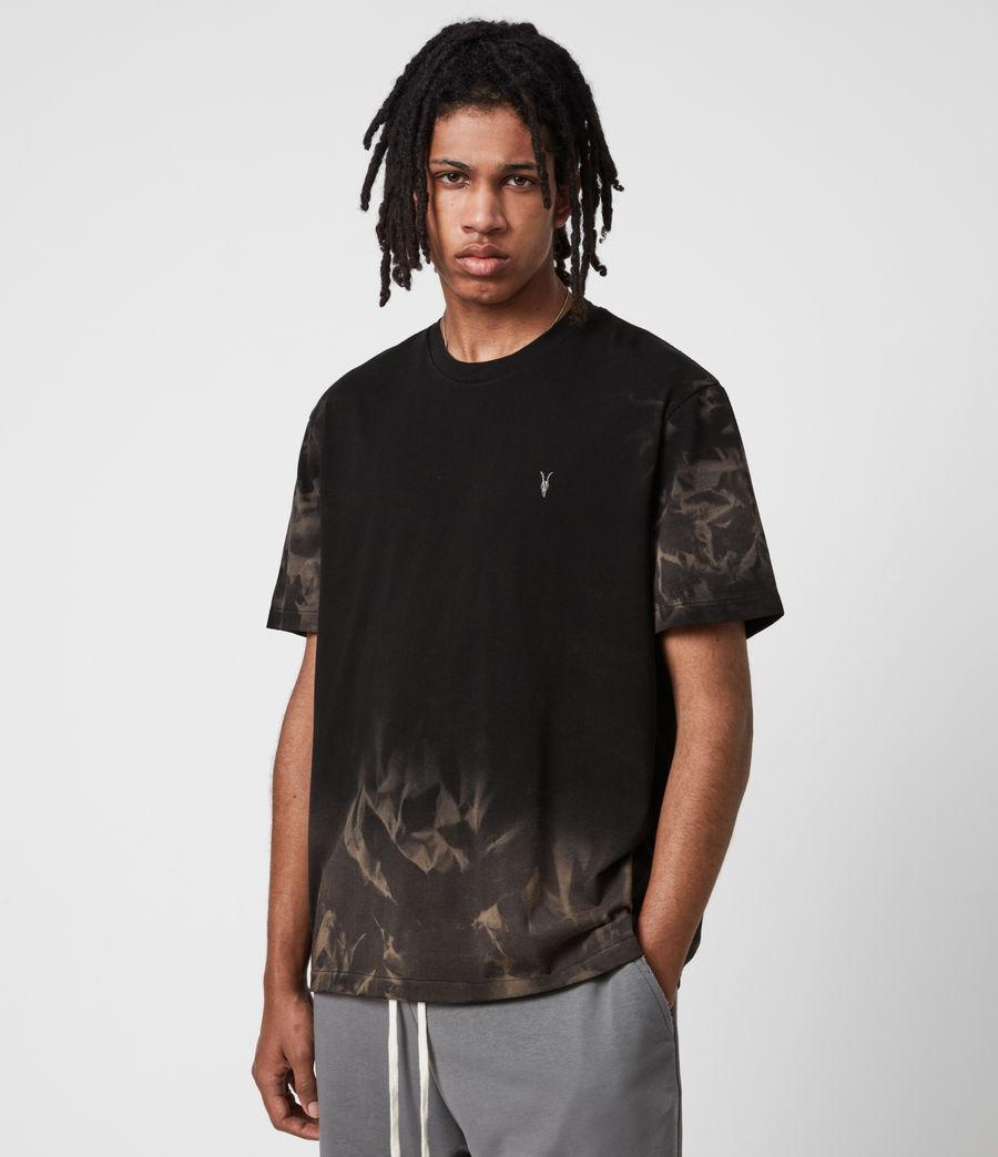 Mens Reznor Crew T-Shirt (jet_black) - Image 1