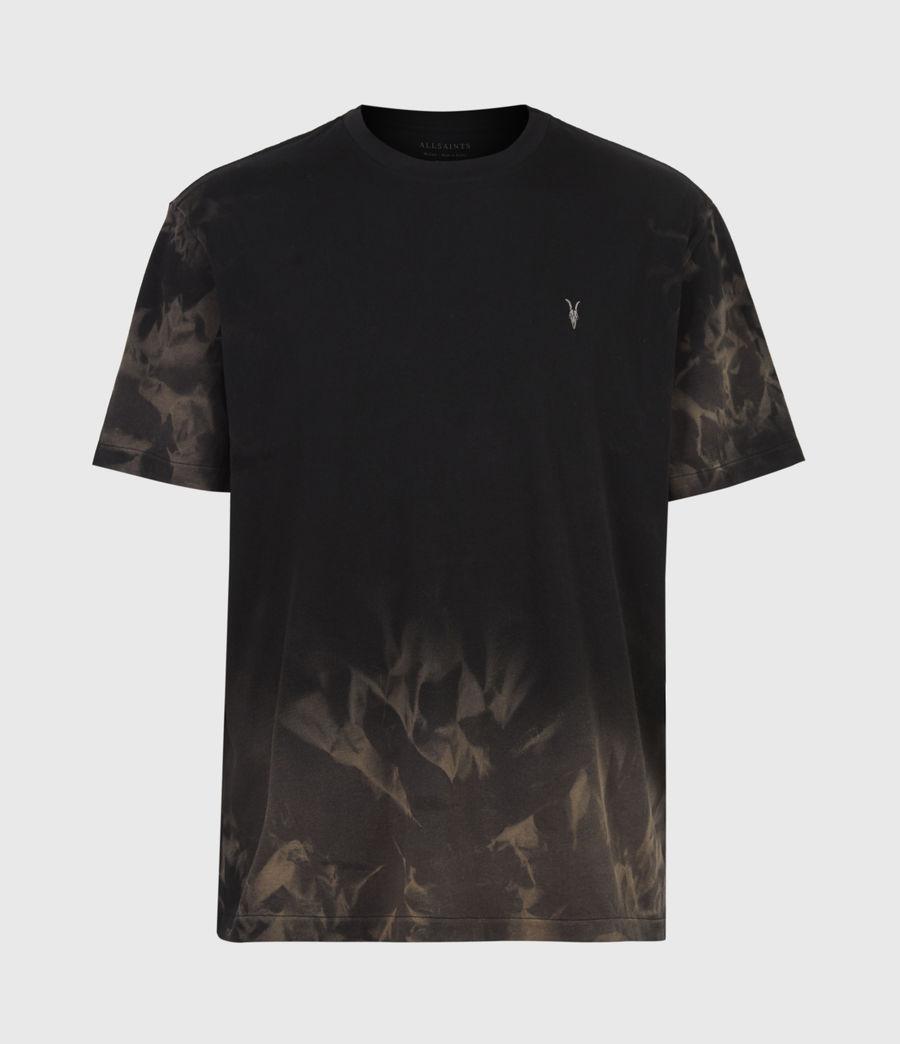 Mens Reznor Crew T-Shirt (jet_black) - Image 2