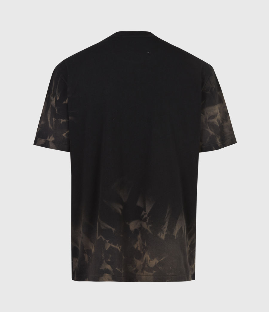 Mens Reznor Crew T-Shirt (jet_black) - Image 3