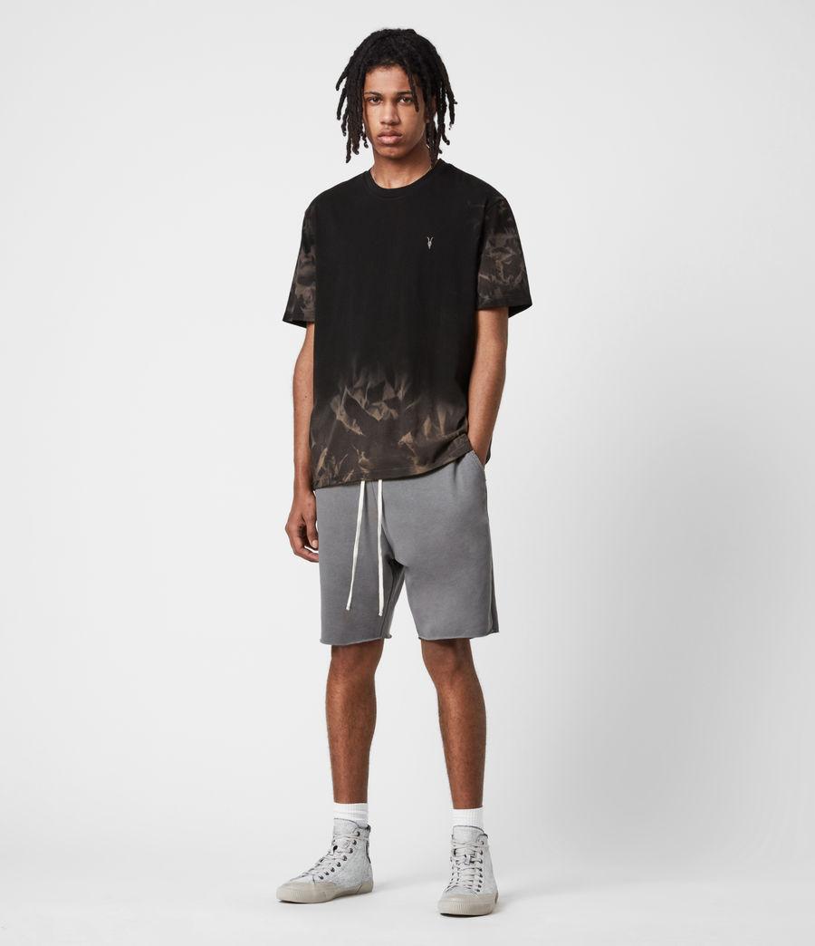 Mens Reznor Crew T-Shirt (jet_black) - Image 6