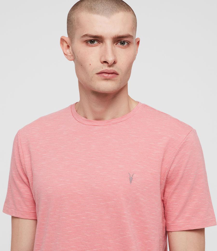 Uomo T-shirt Tonic Cohen (sorbet_pink_white) - Image 2