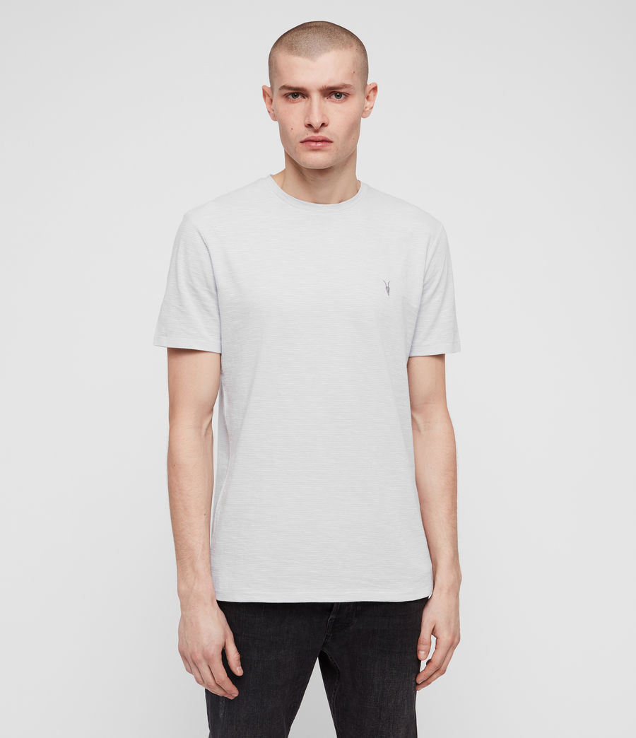 Men's Tonic Cohen Crew T-Shirt (sol_blue_white) - Image 1