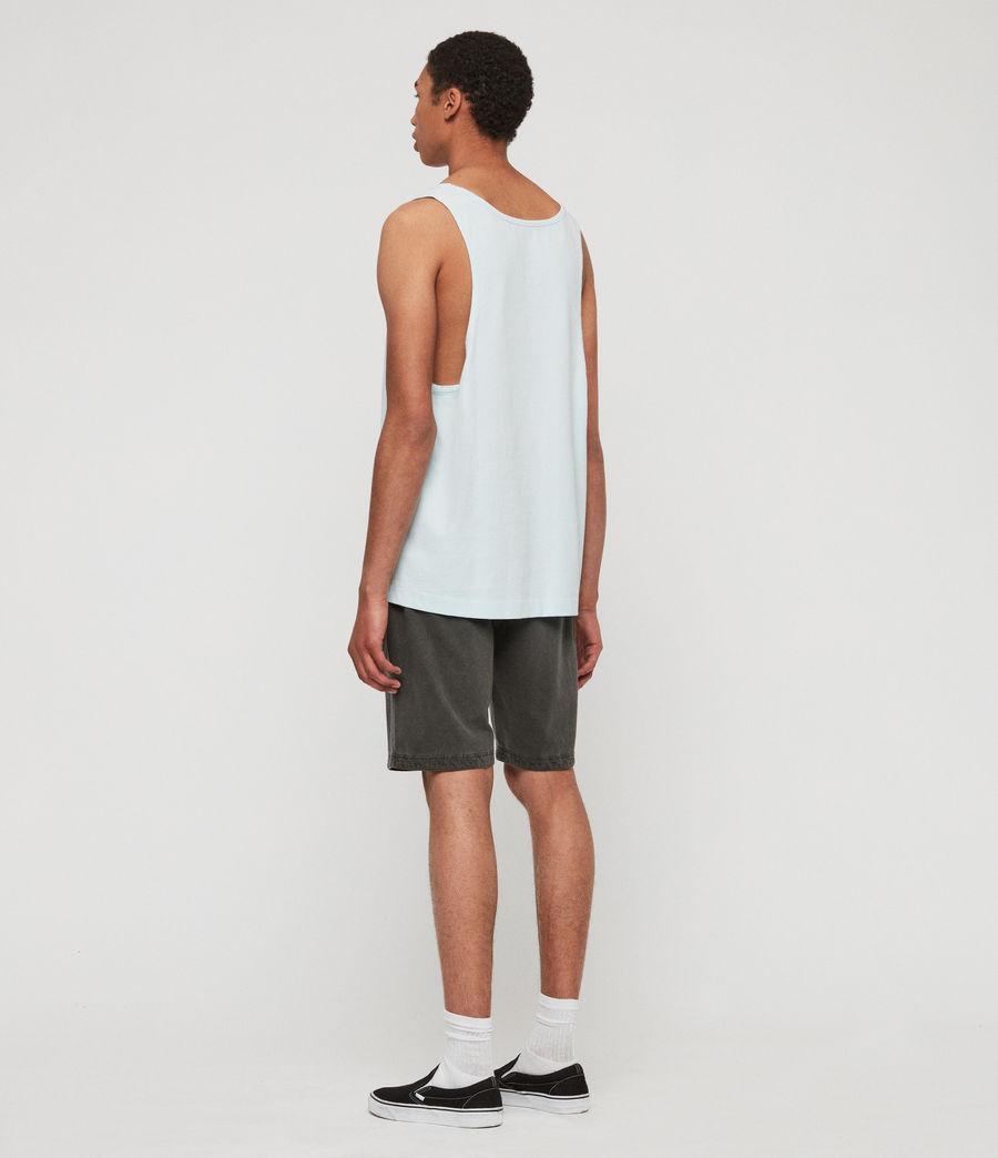 Men's Lambert Vest (neon_aqua_blue) - Image 5