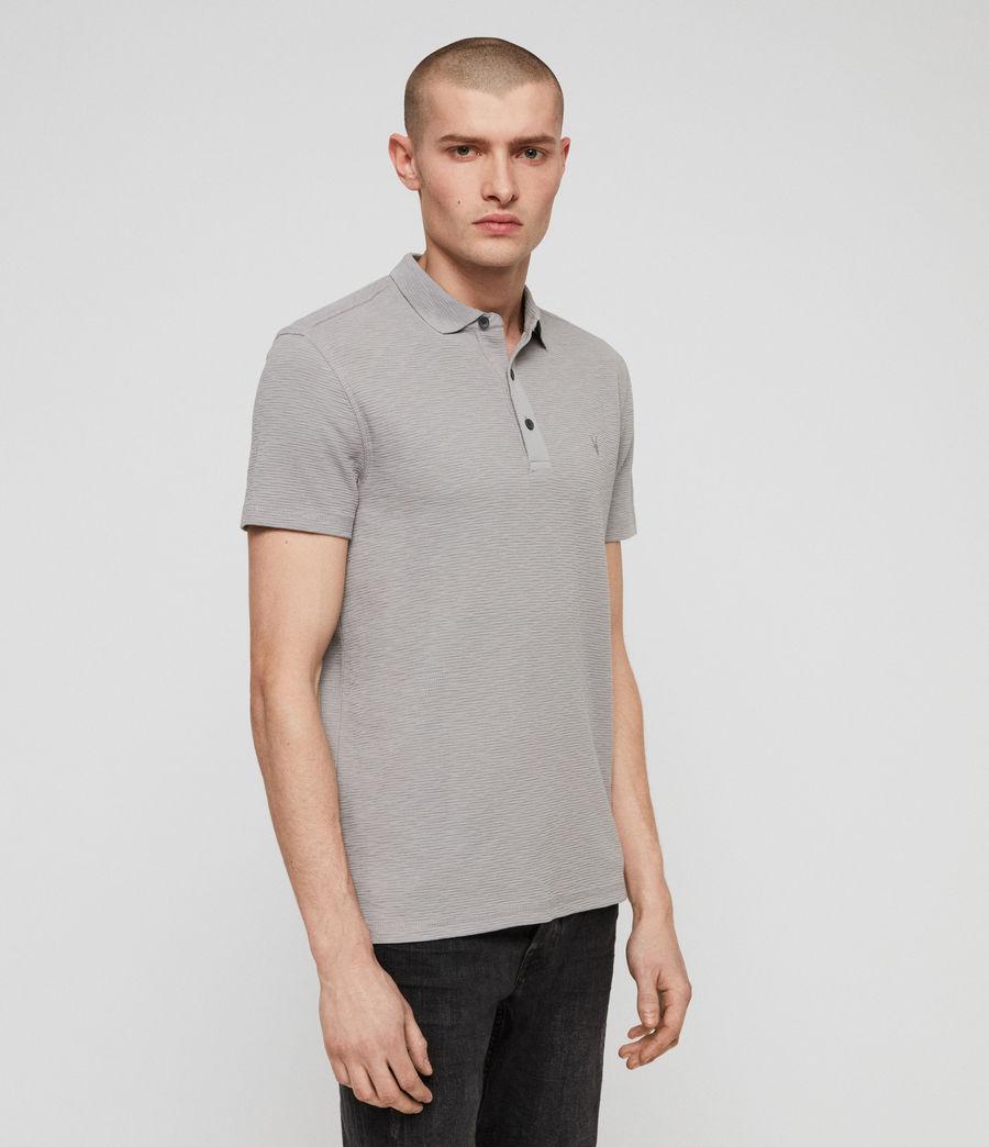 Men's Clash Polo Shirt (space_blue) - Image 3