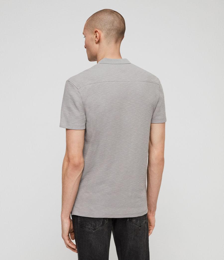 Men's Clash Polo Shirt (space_blue) - Image 4