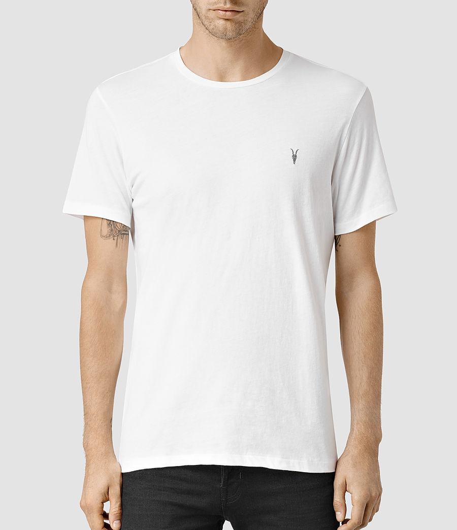 Hombre Pack de 3 camisetas Tonic (chlk_jetblk_grymrl) - Image 2