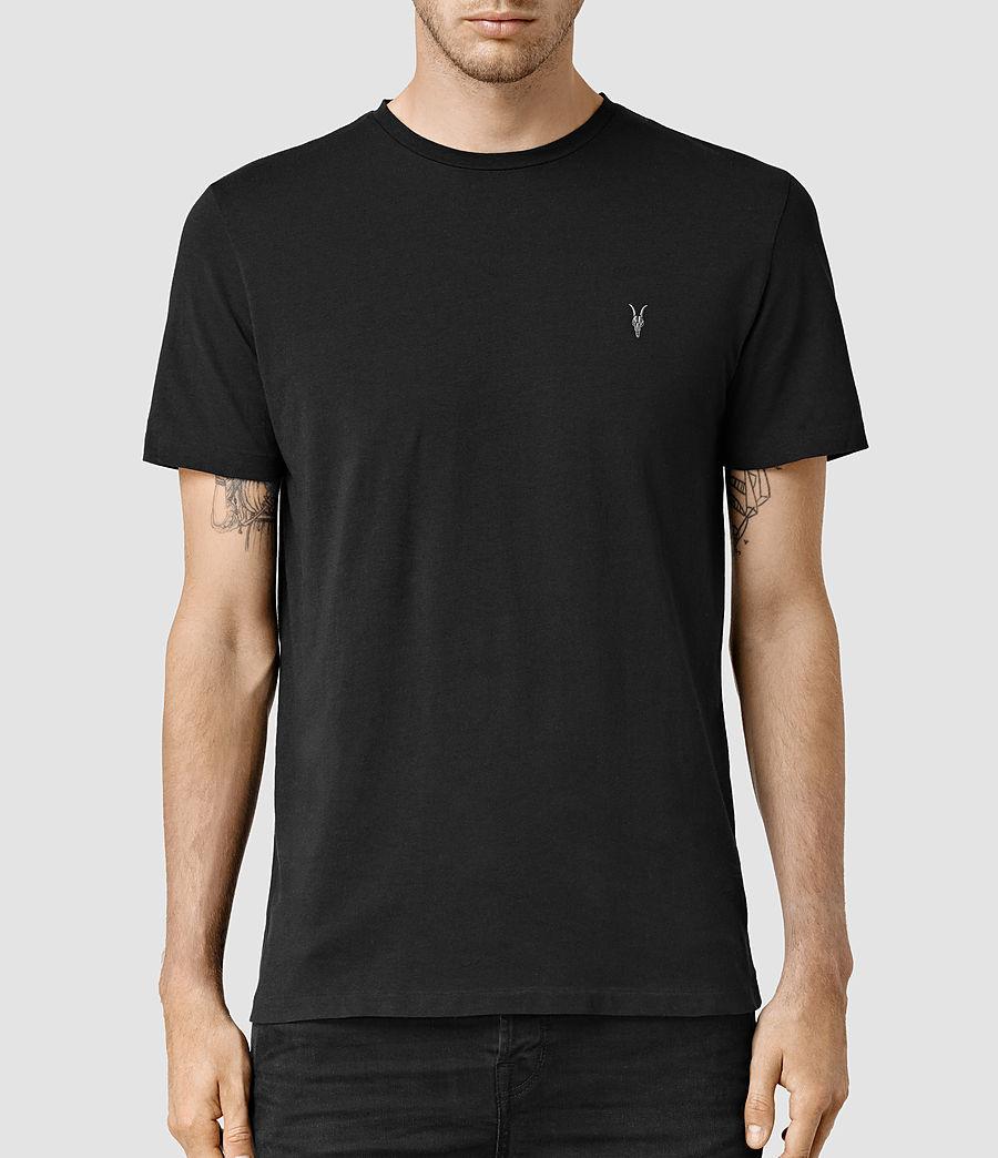 Black t shirt plain - Pack Of Plain Black T Shirts