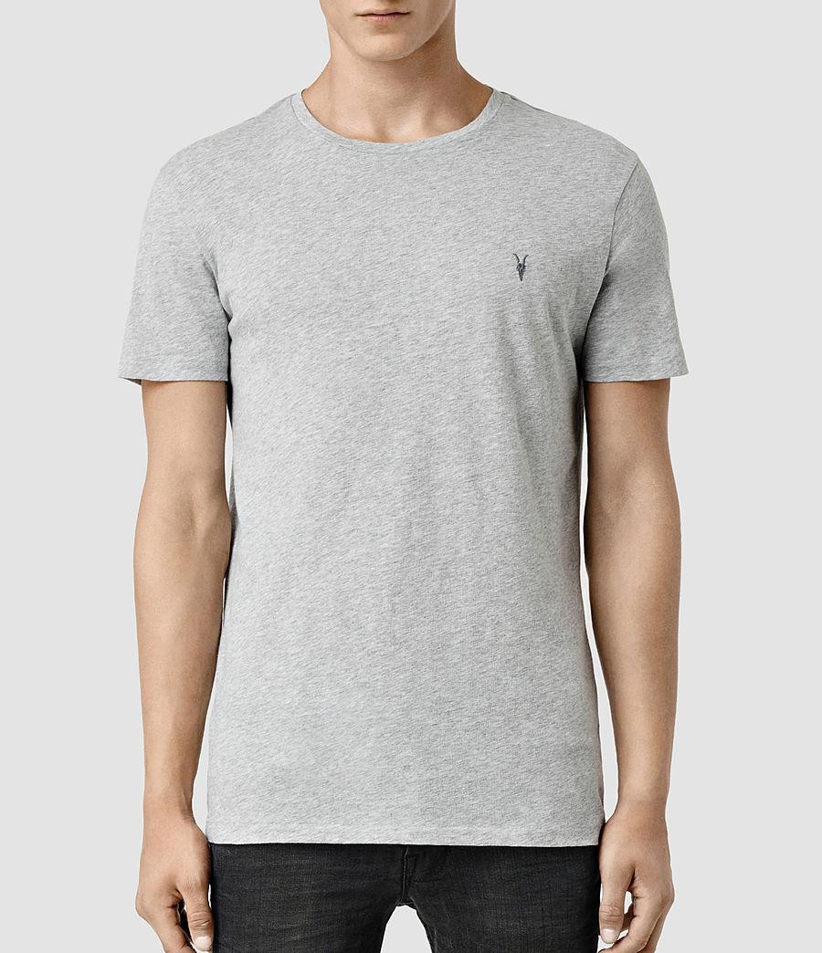 Hombre Pack de 3 camisetas Tonic (chlk_jetblk_grymrl) - Image 4