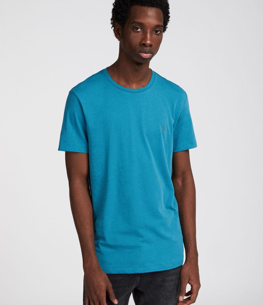 Men's Tonic Crew T-Shirt 3 Pack (blue_chalk_ink) - Image 2
