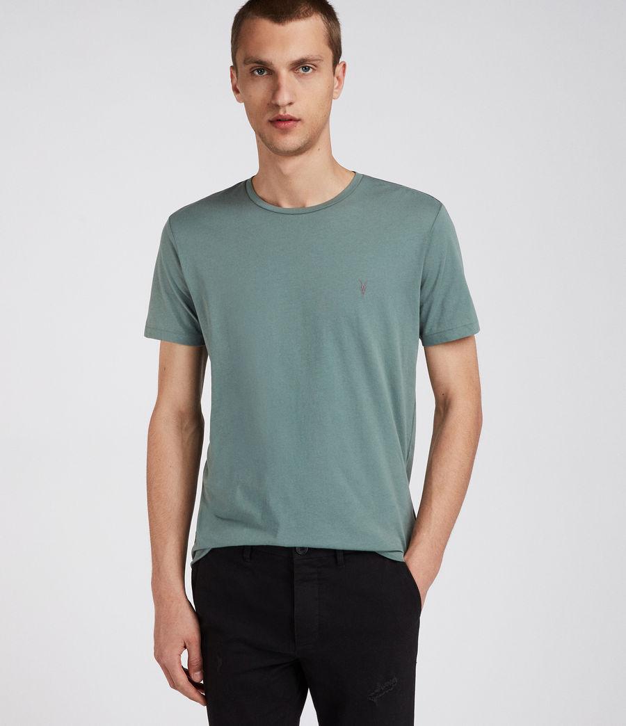 Herren Dreierpack Tonic T-Shirts (larch_grey_black) - Image 2