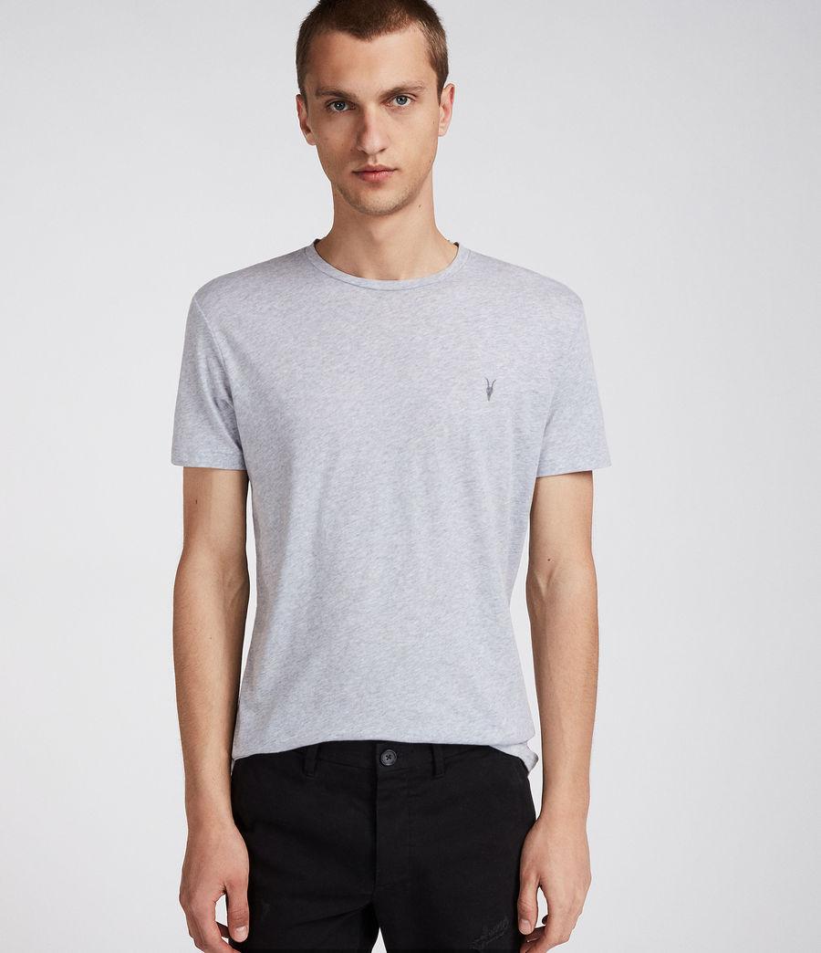 Uomo Confezione 3 T-shirt Tonic (larch_grey_black) - Image 3