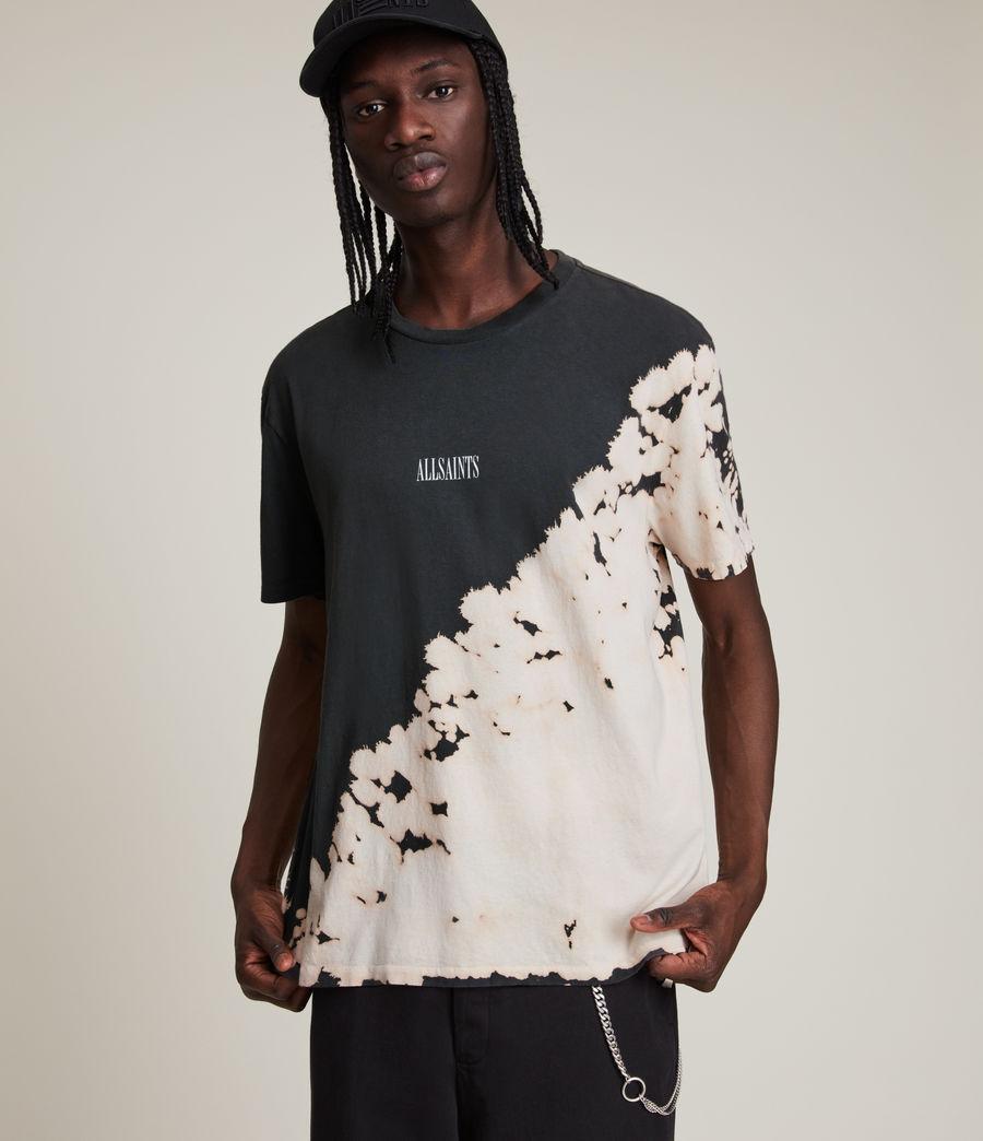 Men's Jaxx Crew T-Shirt (washed_black) - Image 1
