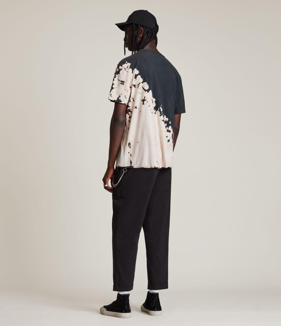 Men's Jaxx Crew T-Shirt (washed_black) - Image 4