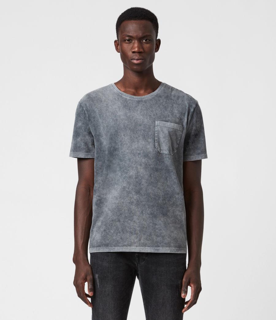 Herren Park T-Shirt (washed_black) - Image 1