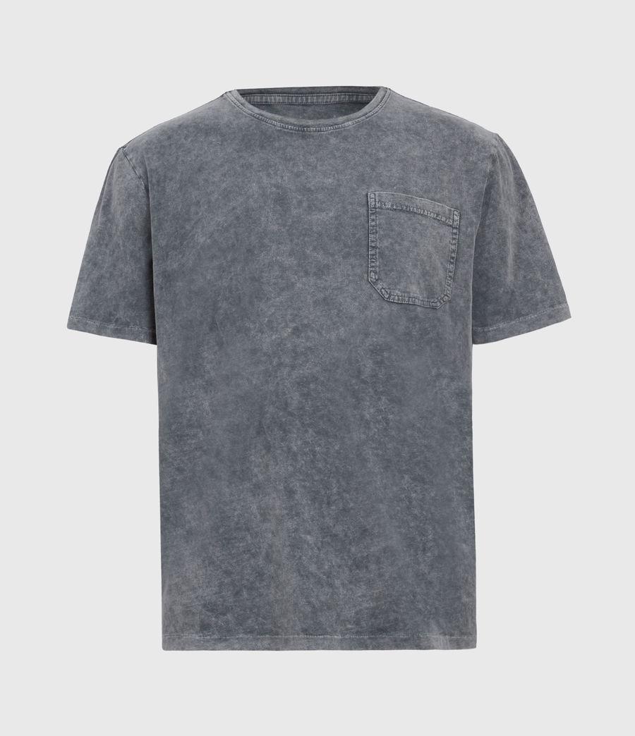 Herren Park T-Shirt (washed_black) - Image 2