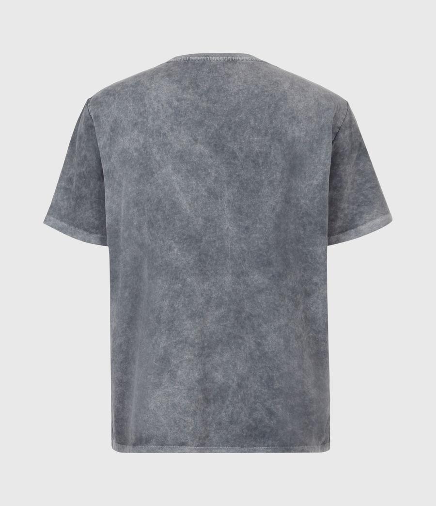 Herren Park T-Shirt (washed_black) - Image 3