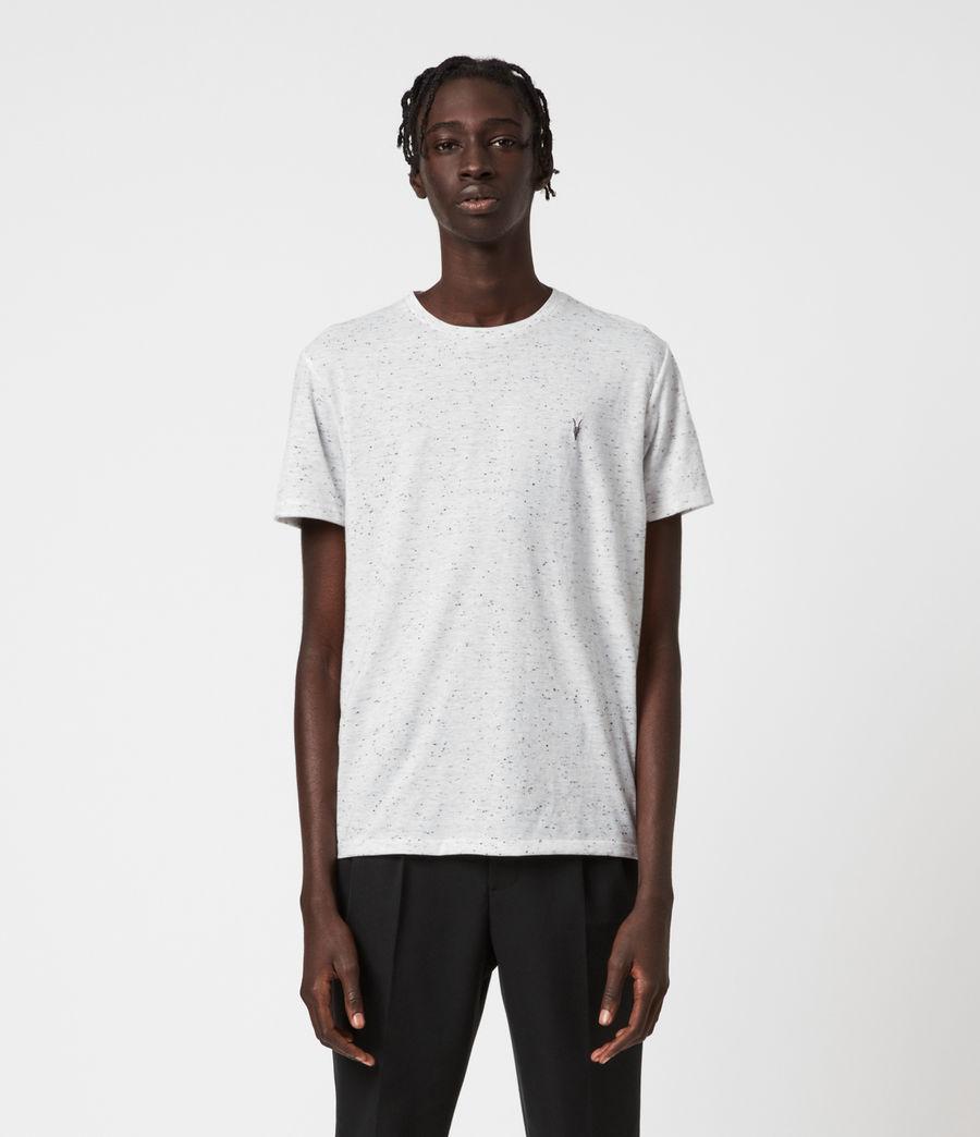 Men's Arden Crew T-Shirt (white) - Image 1