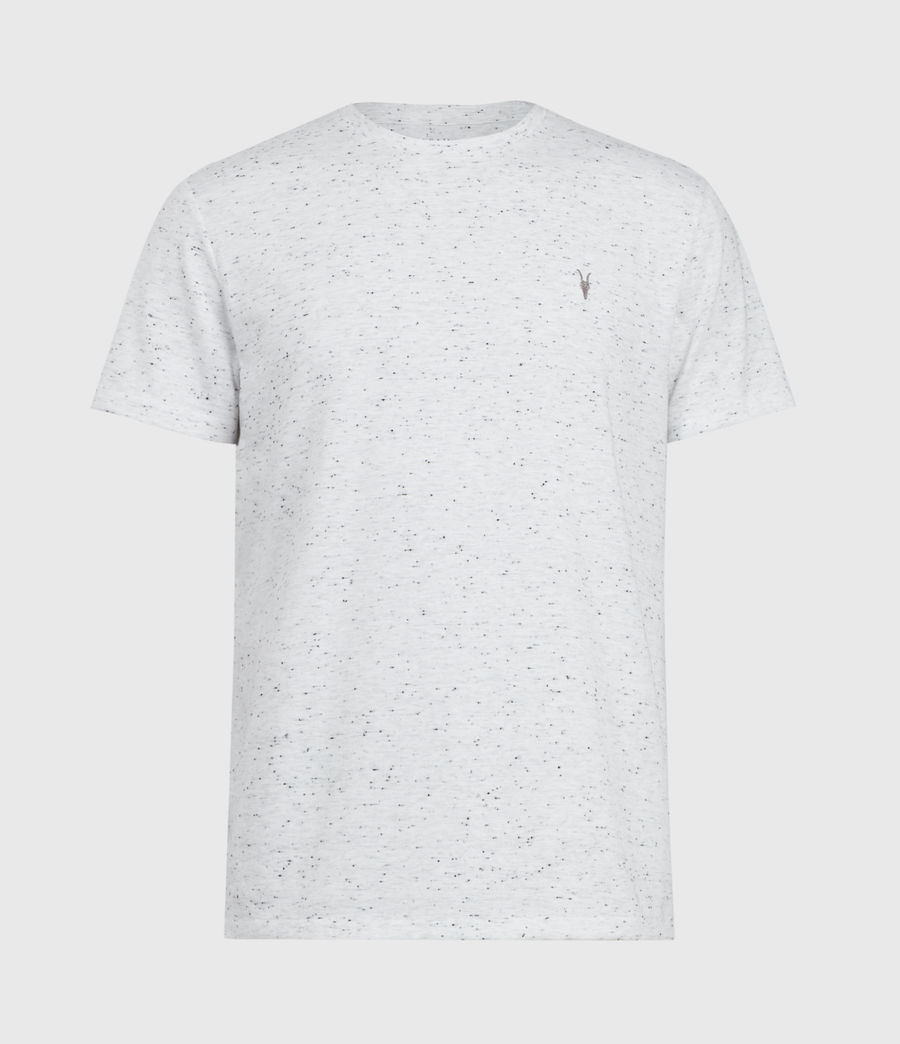 Men's Arden Crew T-Shirt (white) - Image 2