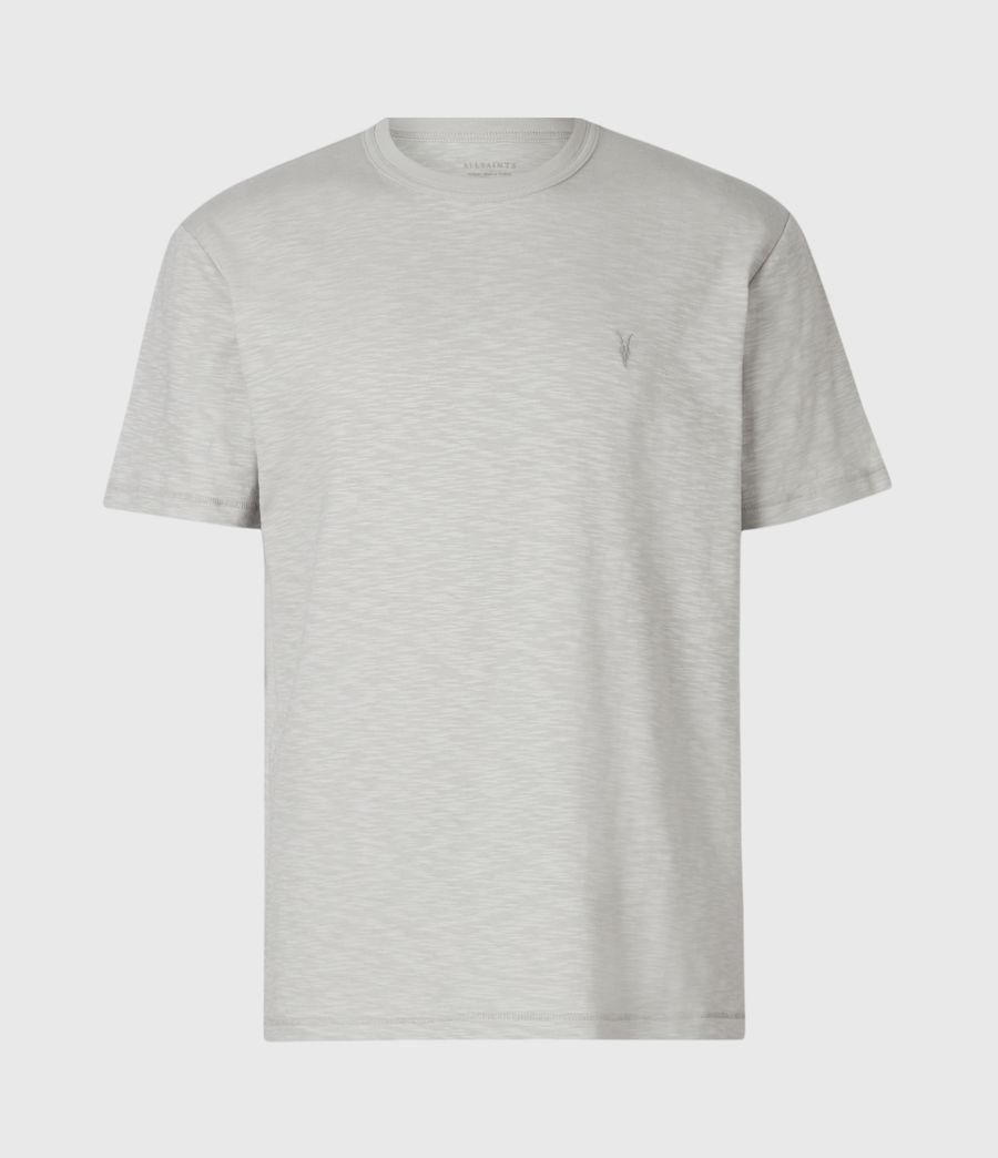 Mens Dexter Short Sleeve Crew T-Shirt (cloud_grey) - Image 2