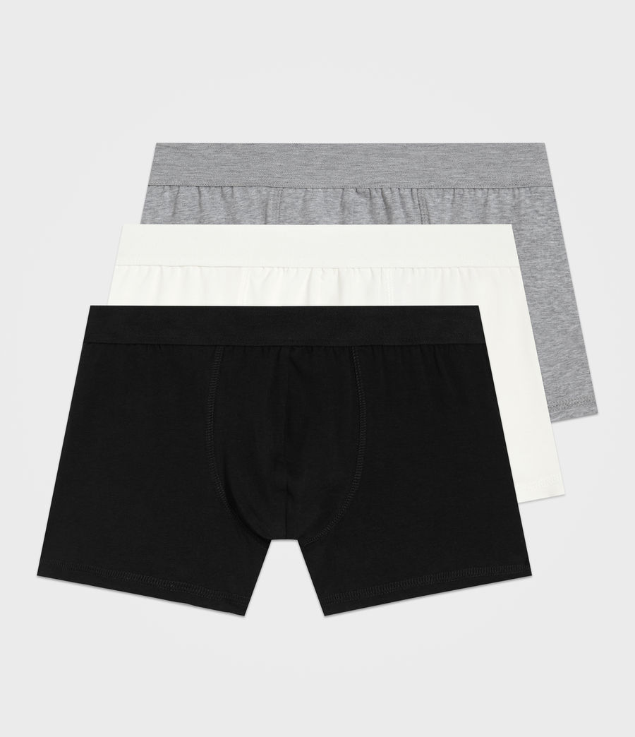 Men's 3 Pack Morrall Boxers (Multi) - Image 1