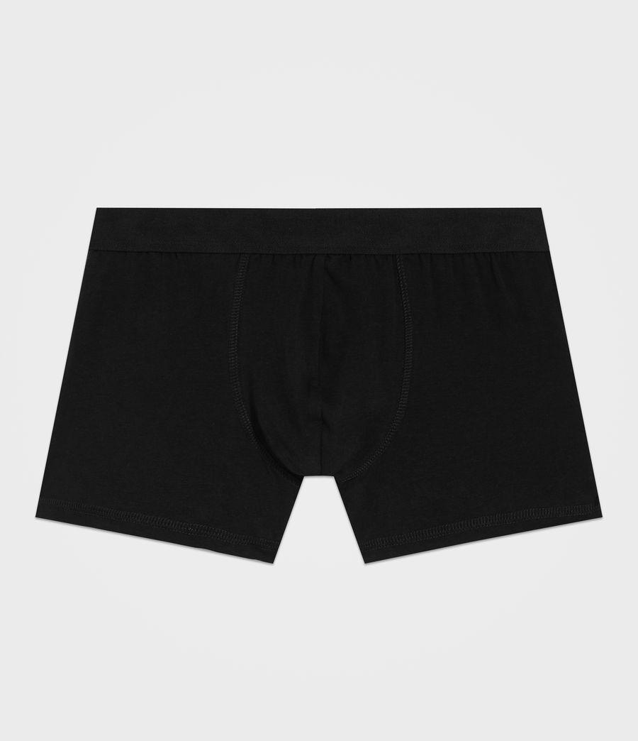 Hombre Pack de 3 boxers Morrall (black) - Image 2