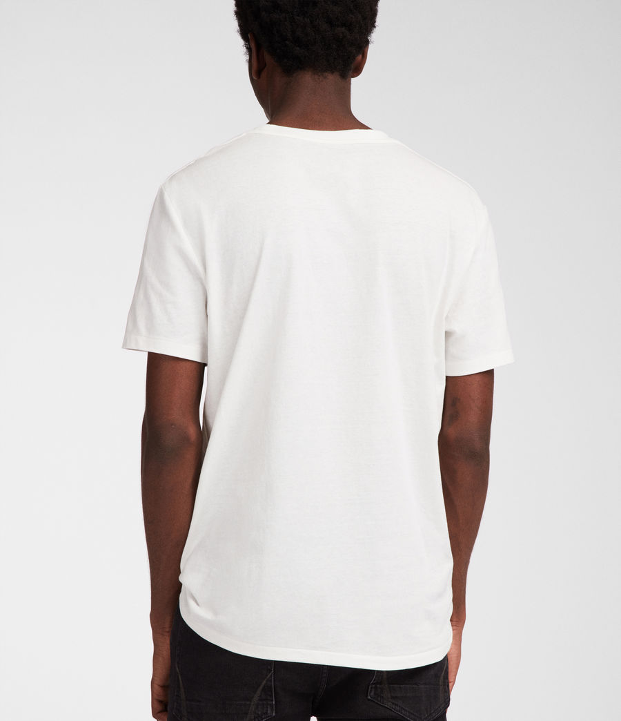 Men's Cure Tonic Crew T-Shirt (chalk_white) - Image 2