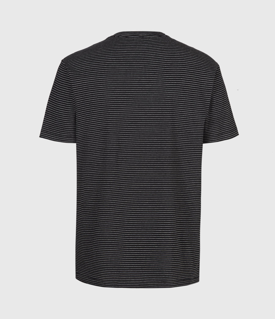 Men's Sinclair Crew T-Shirt (black) - Image 3