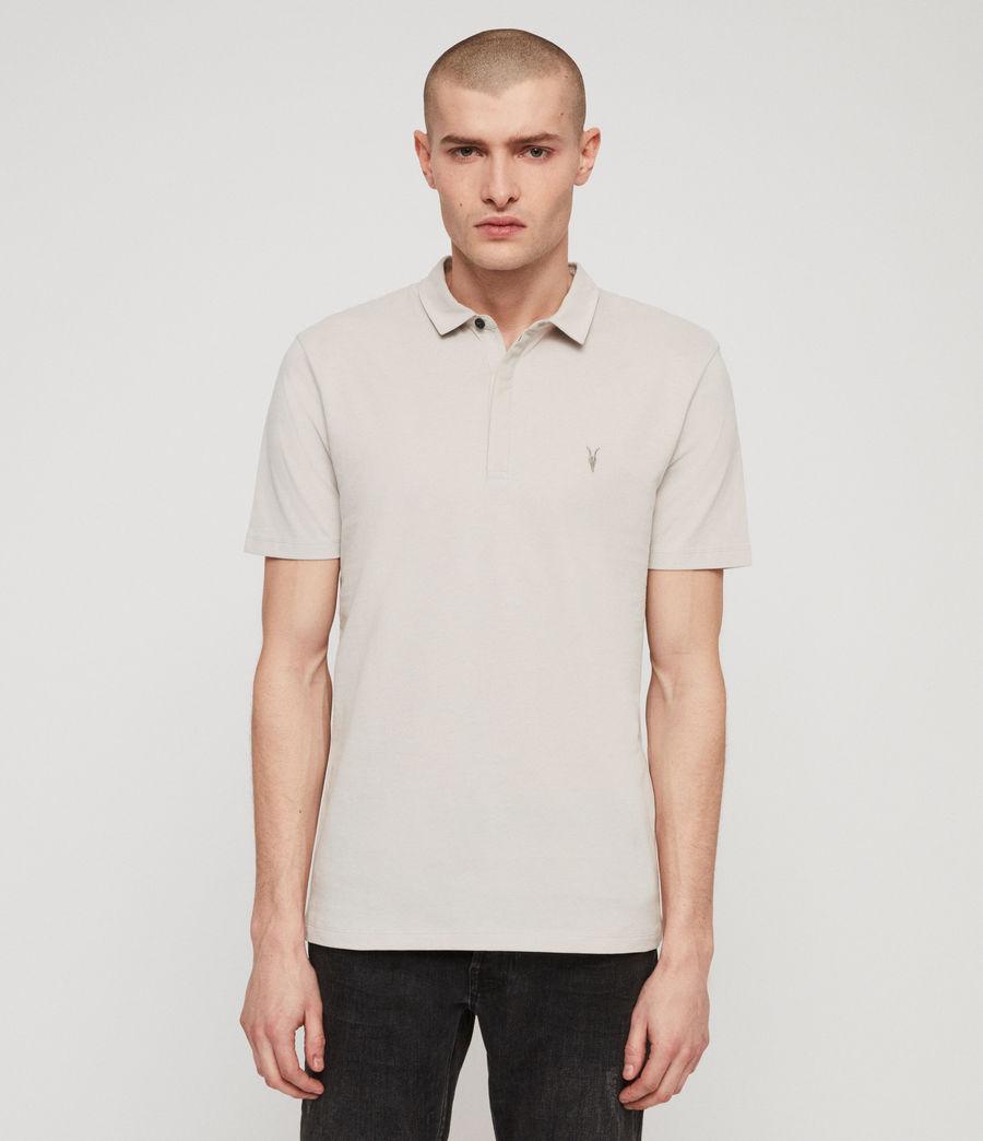 Men's Brace Polo Shirt (lunar_grey) - Image 1