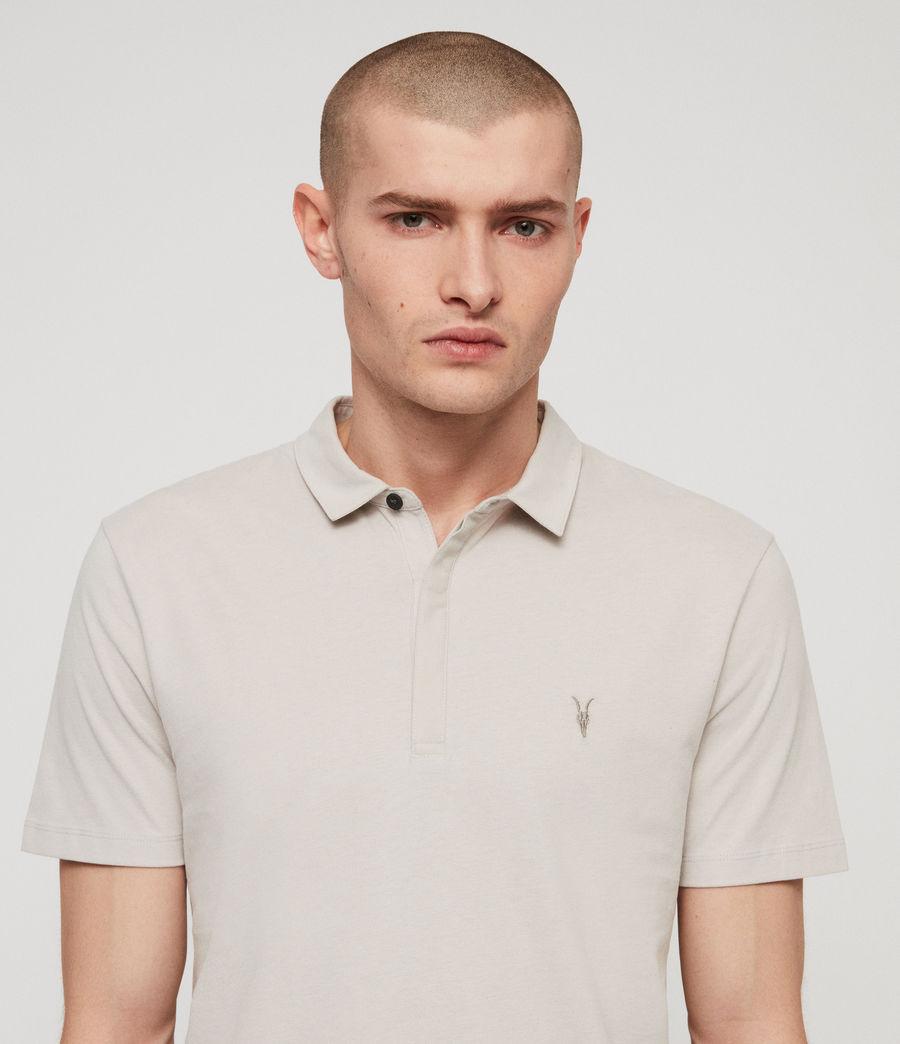 Men's Brace Polo Shirt (lunar_grey) - Image 2
