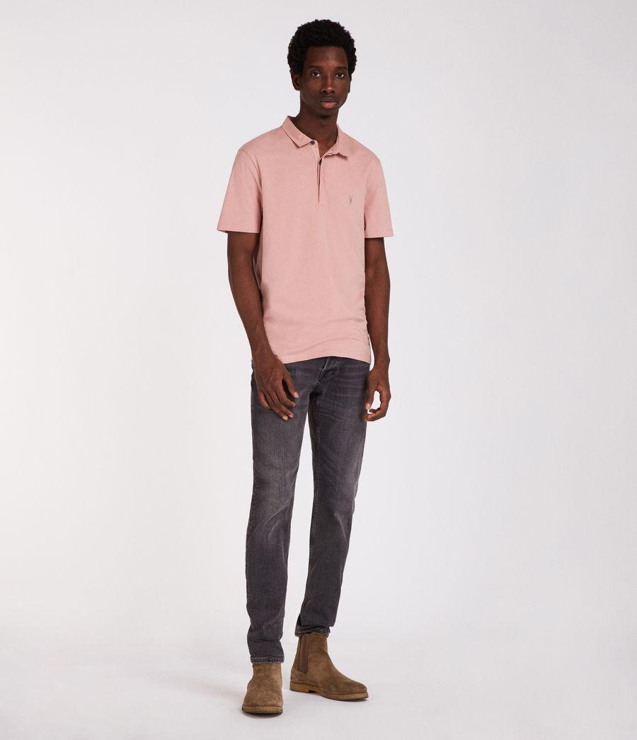 Uomo Polo Brace (crepe_pink) - Image 4