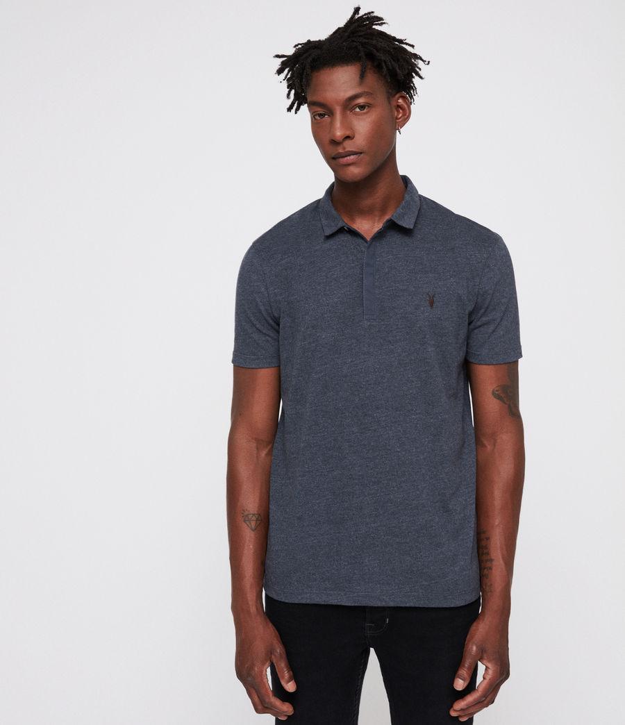 Mens Brace Polo Shirt (merchant_ink_marl) - Image 1