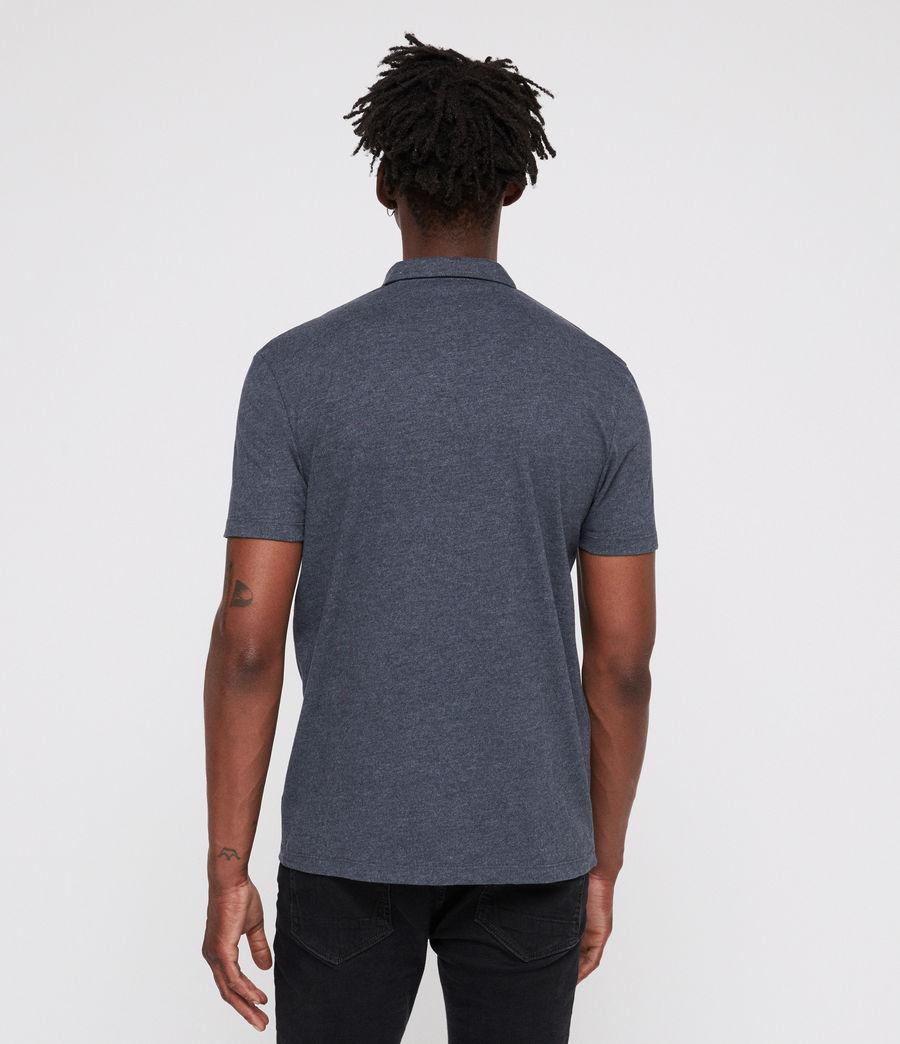 Mens Brace Polo Shirt (merchant_ink_marl) - Image 4