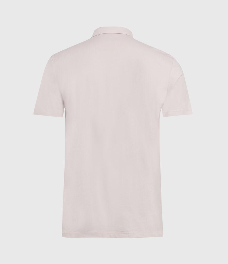 Men's Brace Polo Shirt (salt_blue) - Image 2