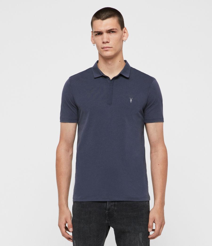 Mens Brace Polo Shirt (jet_black) - Image 1