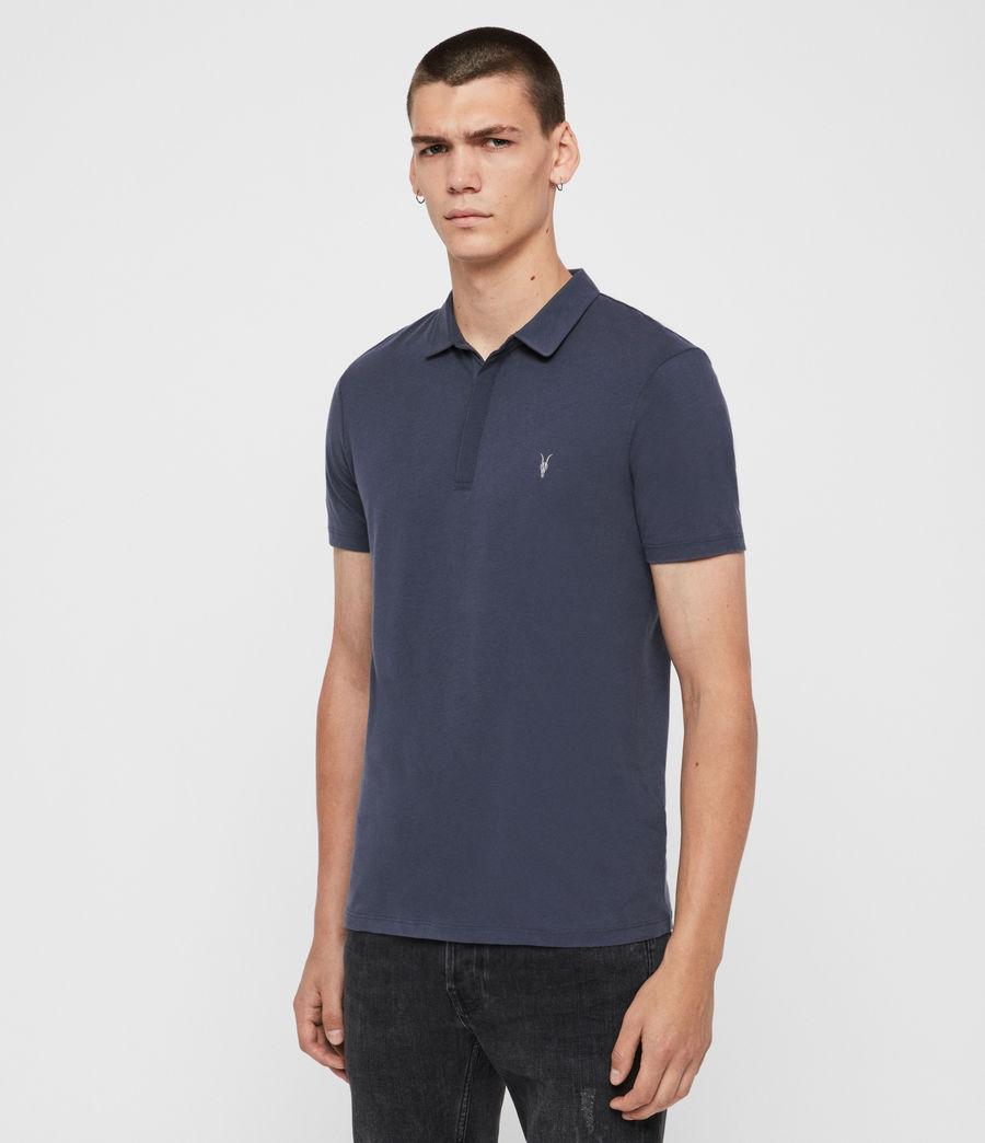 Mens Brace Polo Shirt (jet_black) - Image 4