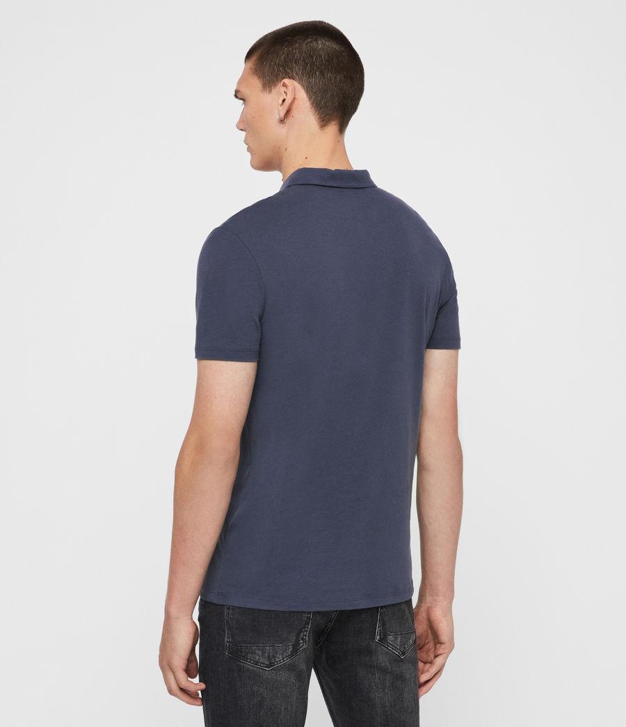 Mens Brace Polo Shirt (jet_black) - Image 5