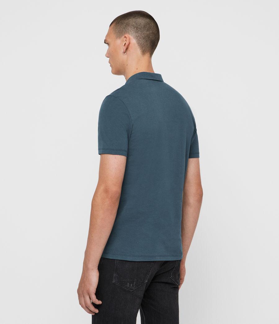Hombres Polo Brace (salt_blue) - Image 5