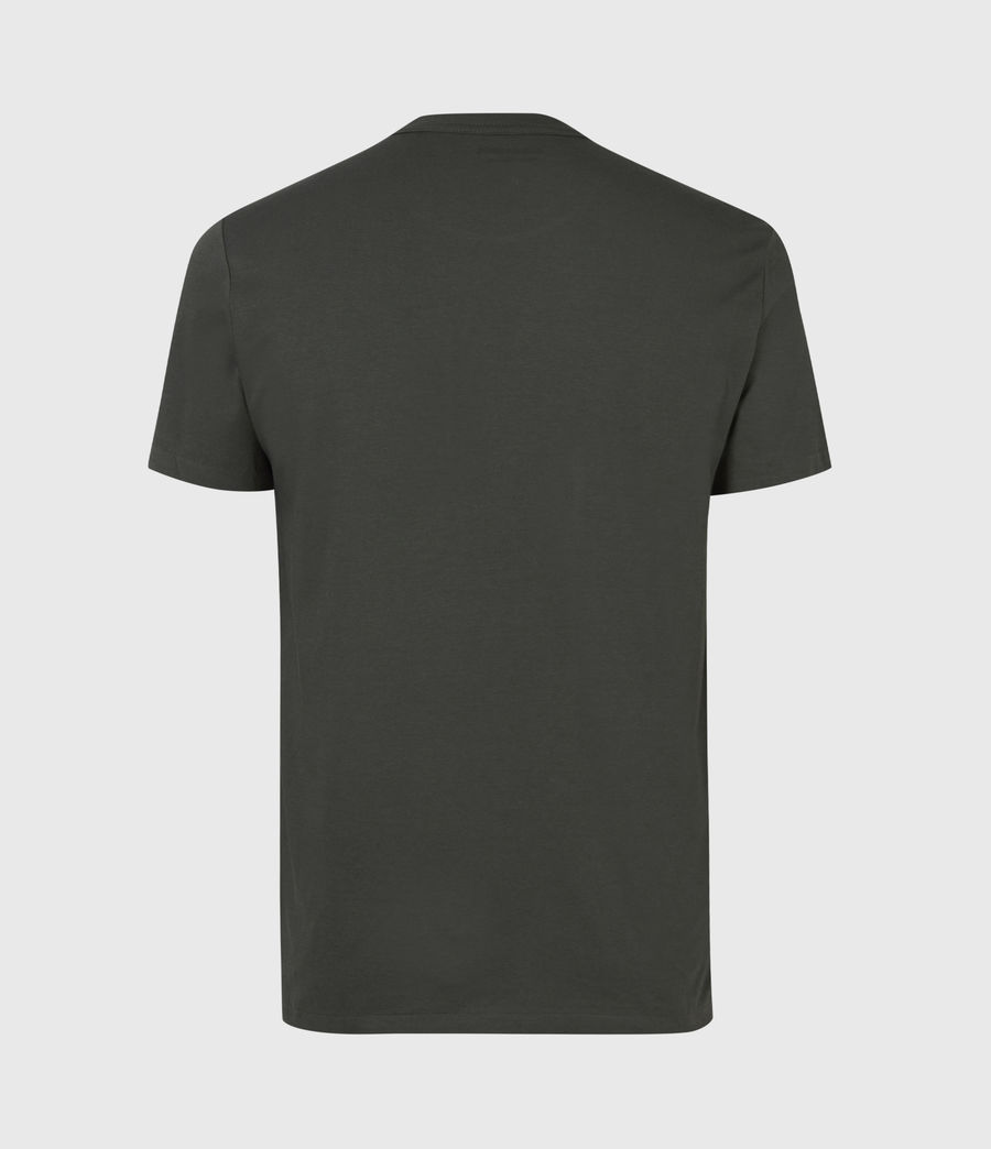 Mens Tonic Crew T-Shirt (sabal_green) - Image 3