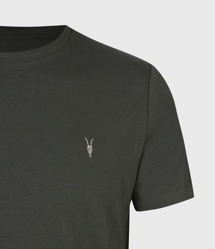 Mens Tonic Crew T-Shirt (sabal_green) - Image 4