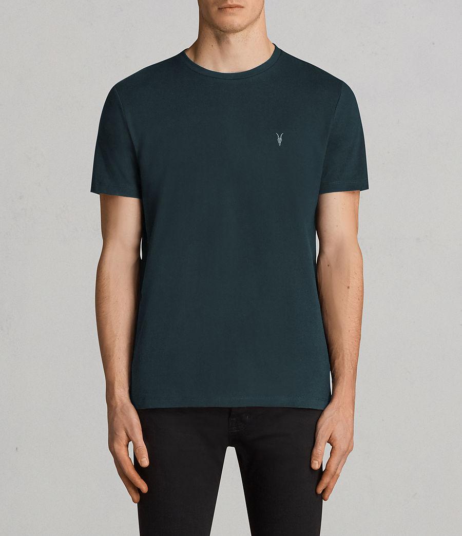 Uomo T-shirt Laiden Tonic (oil_blue) - Image 1