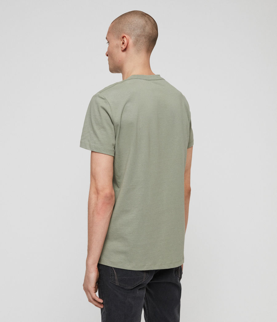 Hommes T-Shirt Laiden Tonic (mint_green) - Image 4