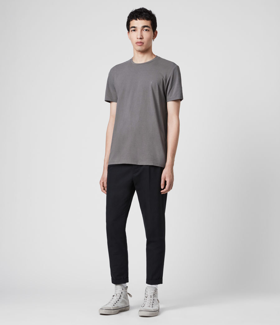 Men's Laiden Tonic Crew T-Shirt (core_grey) - Image 3