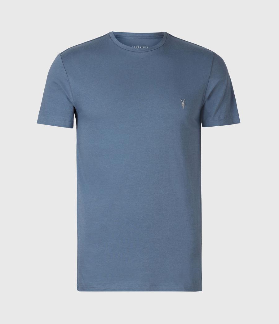 Men's Tonic Crew T-Shirt (misty_blue) - Image 2