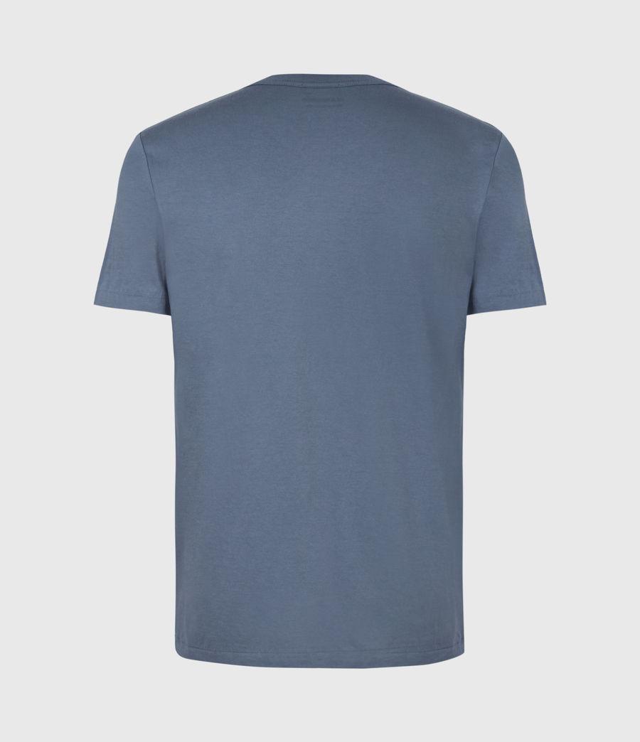 Men's Tonic Crew T-Shirt (misty_blue) - Image 3