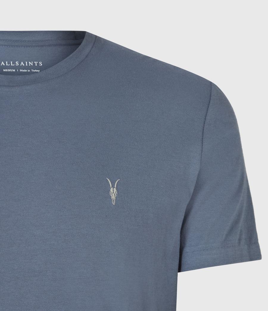 Men's Tonic Crew T-Shirt (misty_blue) - Image 5