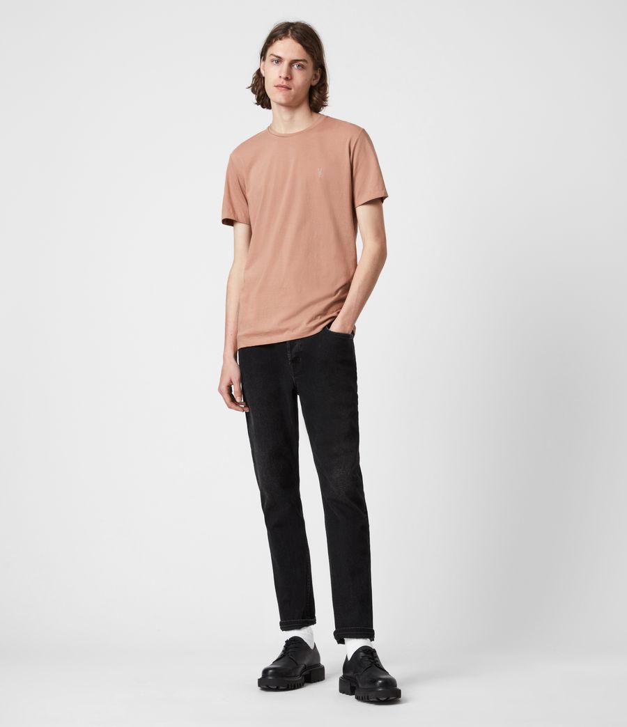 Hommes Tonic Crew T-Shirt (bronzed_pink) - Image 4