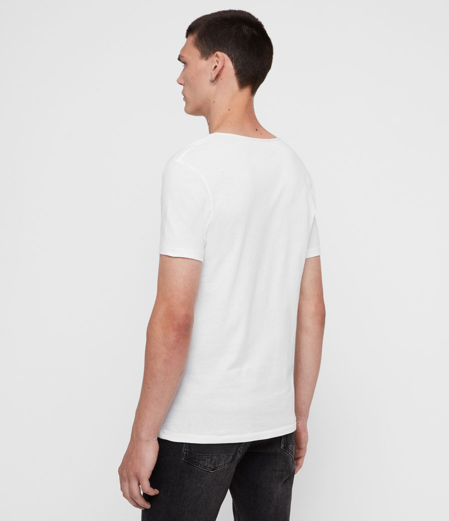 Mens Tonic Scoop T-Shirt (ink_navy) - Image 5