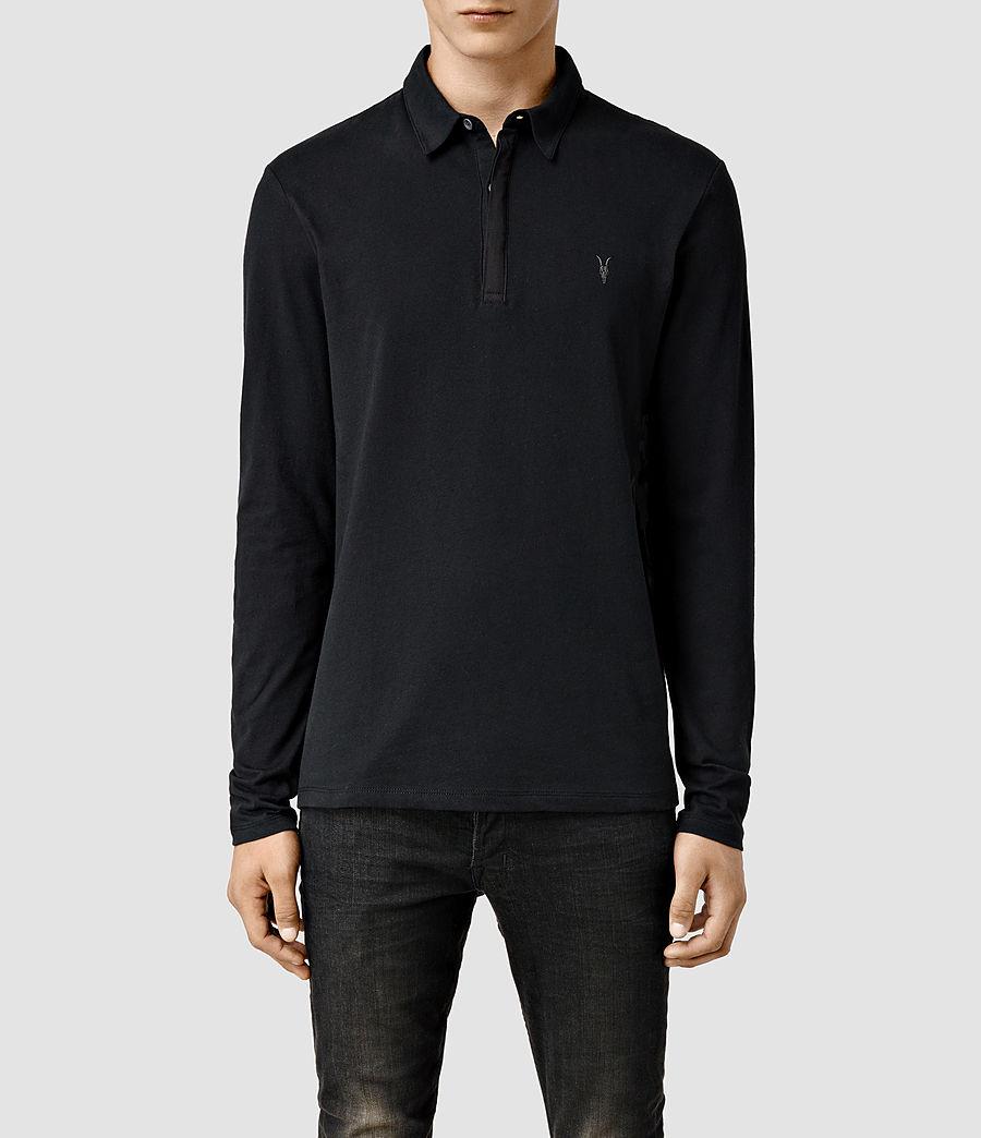 Uomo Polo Brace (black) - Image 1